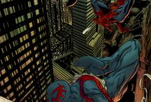 Spidey Stuff  / All spiderman related  / by Aaron Hines