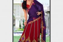 Lehenga Sarees Online Shopping / Jugniji.com : A huge sparkling collection of Indian ethnic wear in our attention-grabbing online showroom whose variety is growing every month. price $141.00 ## http://goo.gl/G4W83I