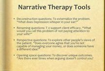 story: narrative therapy