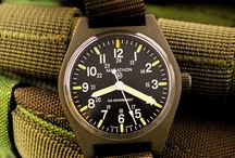 Marathon Green Watches (OD / Sage Green) / Marathon Navigator and Field Watches in Green!