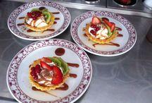 Delizie di cibo al Big Mama Beach / Sapori, colori e ricette dalla nostra cucina