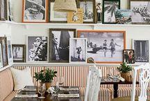 Gallery Walls/ Ledges