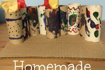 Kids Holiday Crafts / Homemade Holiday Crafts & Holiday ideas for Kids