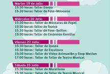 Carteleras / Eventos en el municipio
