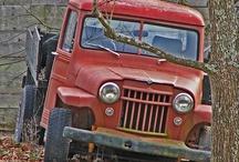Jeeps / Jeeps / by John Houart