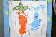 Baby Crafts / by Becka Krueger