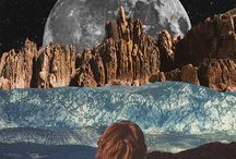 Artistic collages