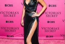 On the Pink Carpet of the Victoria's Secret Fashion Show