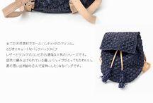 mochila de crocher