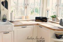 Küche/ Essecke