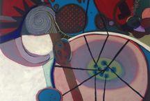 Pittura / Tempere acriliche e olio su tavola