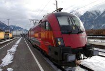 Europe Rails