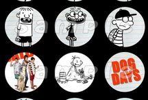 Diary of a Wimpy Kid Birthday Party