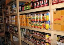 Food Storage:  Staples / by Marsha Harris