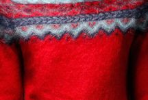 Mens in knits