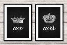 Koninklijk trouwen - royal wedding / Trouwen met een koninklijk tintje. Een bruiloft met een chique uitstraling. We hebben inspiratie voor jouw trouwdag verzameld met kleur en stijl. / by Wedspiration - leuke ideeen voor je bruiloft