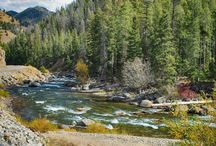 Salmon River, Idaho