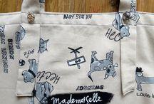 Dog & Cat Bag / Bag