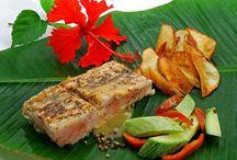 Food at Playa Nicuesa / by Nicuesa Lodge