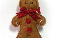 Gingerbread Man Craft Night