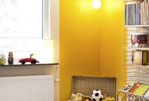 jaune noir blanc