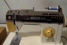 Máquina Singer 270 Bobina Mágica
