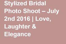 Stylized Bridal Photo Shoot