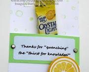 Teacher Appreciation  / by Bridgett Boyd