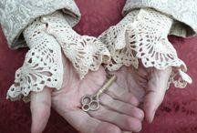 finti guanti