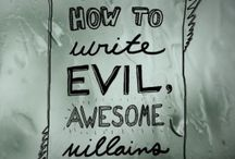 How to write 'Good' bad guys-- ideas