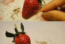 saat van strawberries