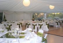LIGHTING WE HAVE FOR HIRE / A list of light options we have for hire in our marquees