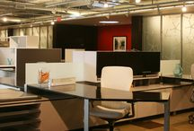 ALLSTEEL HQ / What's happening at Allsteel Oiffice Furniture HQ in Muscatine, IA / by Allsteel