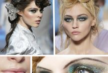 Runway. Makeup / by Stephanie Theimer