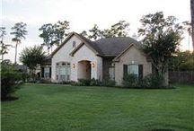 Country Homes in Tomball Texas / Homes for sale in Tomball Texas http://www.amandahomes.com