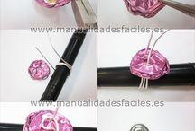 Capsule decorative