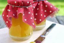 Aufstriche und Marmelade