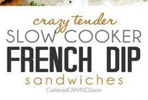 crock pot sandwich