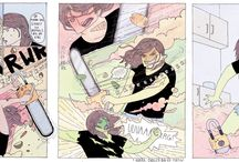 Comics inspiration