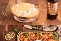 HOLIDAYS WITH BUDWEISER / No matter how you celebrate this holiday season, here are some recipes with the limited edition 1922 Repeal Reserve Amber Lager to help make them extra special. #ThisBudsForYou