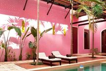 Backyard Style / Dreams for decorating the perfect patio and backyard.