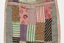 Patchwork / The most beautiful examples of pieced textiles.