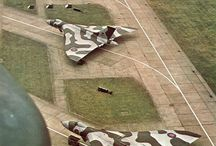 Avro Vulcan / The iconic cold war bomber that saw service over the Falklands