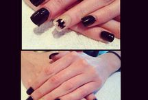 Hair and Nails / Acrylics, gels, and colours