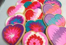 Decorated Butter Cookies / Our Decorated Butter Cookies are crisp butter cookies, not sugar cookies. They have an amazing buttery taste.