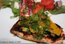 Salmon Recipes / Salmon recipes I want to try.