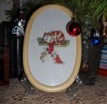 С Новым годом и Рождеством! / Christmas cross stitch