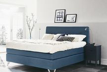 BLUE / Get inspired by this board of blue colors, and create a calming bedroom with one of them.