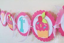 LoLos 1st birthday ideas / by Amanda Nicole