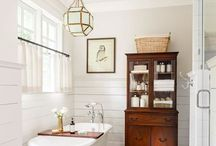 Home Ideas {Bathroom}